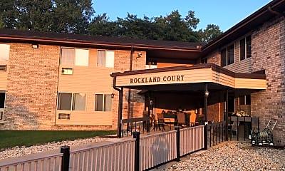 Rockland Court Apartments, 0