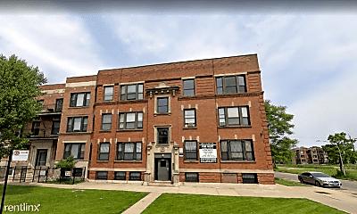 Building, 5957 S Calumet Ave, 0