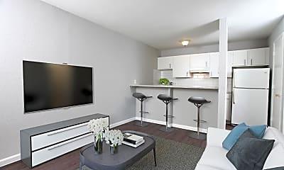 Living Room, 1212 S Longfellow St, 1