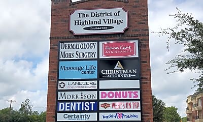 District of Highland Village, 1