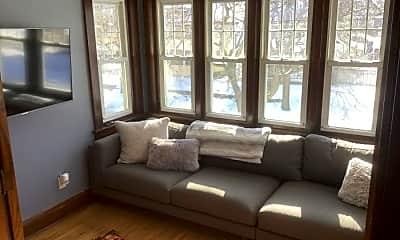 Living Room, 795 Ashland Ave, 1