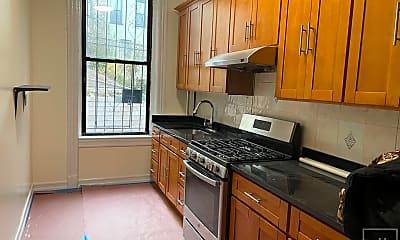 Kitchen, 458 Halsey St 1R, 1