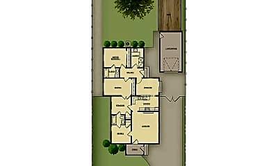 Building, 549 S Resh St, 2