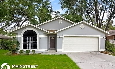 Building, 3806 Creek Way Ct, 1