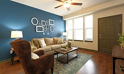 Living Room, Springs at 2534, 1