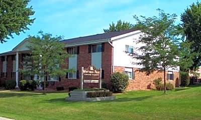 Building, Whitman Park, 0