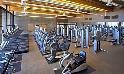 Fitness Weight Room, 2116 W Tallgrass Trail 129, 2