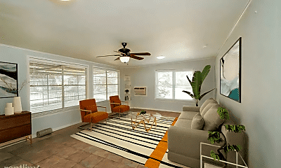 Living Room, 4135 Running Creek Dr, 1