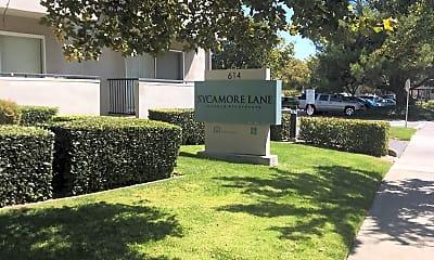 Sycamore Lane Apartments, 1