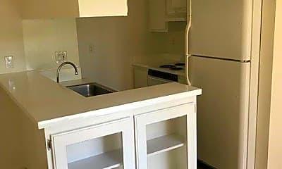 Kitchen, West Hollywood Ritz, 2