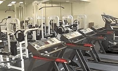 Fitness Weight Room, 8561 Villa La Jolla Dr, 2