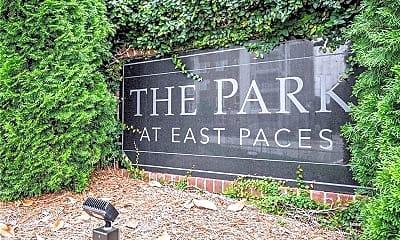 Community Signage, 3611 E Paces Way, 2