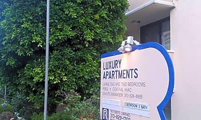 Luxury Apartments, 1