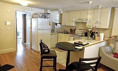 Kitchen, 24 Appleton St, 1