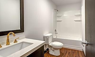 Bathroom, The Standard Apartments, 2