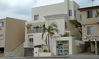 Building, 909 N San Vicente Blvd, 0
