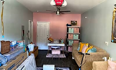 Living Room, 438 Monticello St, 2