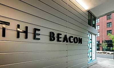 Community Signage, The Beacon at South Market, 2