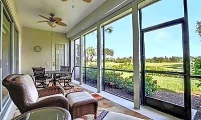Patio / Deck, 9310 Triana Terrace 1, 1
