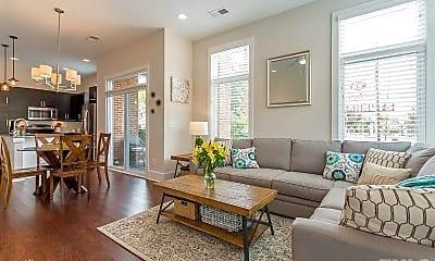 Living Room, 258 William Drummond Way, 1