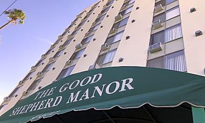 Good Shepherd Manor, 0