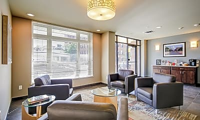 Leasing Office, Capitol's Edge Apartments, 1