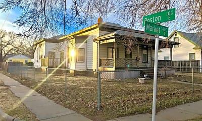 Building, 1445 S Market St, 1