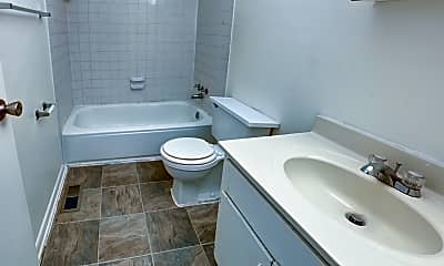 Bathroom, Pleasant Run Apartments, 2