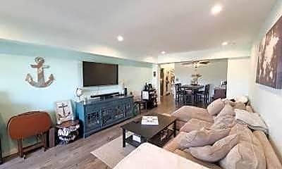 Living Room, 55 Monroe Blvd 2F, 0
