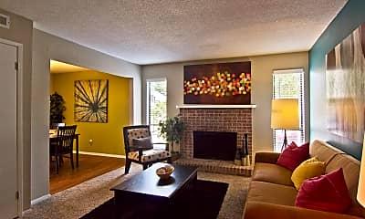 Living Room, Woodcreek, 0