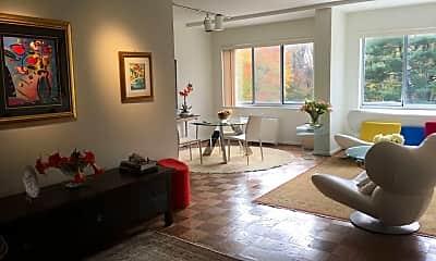 Living Room, 10500 Rockville Pike M11, 1
