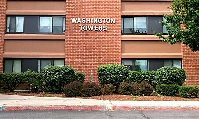Washington Towers, 1