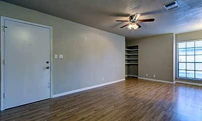 Living Room, 10609 Starcrest Dr 10613, 1