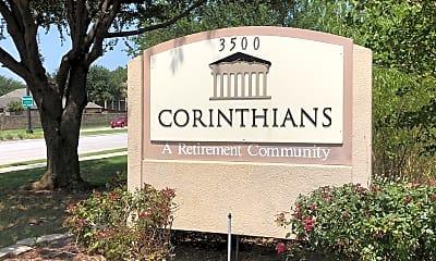 Corinthians Retirement Community, 1