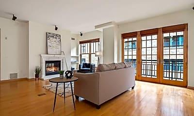 Living Room, 408 N 1st St 502, 0