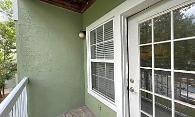 Patio / Deck, 7701 Timberlin Park Blvd 1625, 2