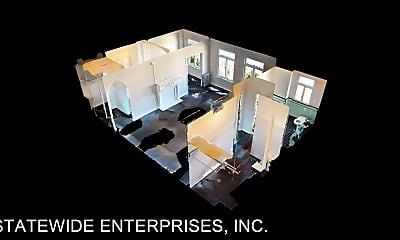 Bathroom, 900 S Serrano Ave, 2
