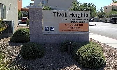 Tivoli Heights Village, 1