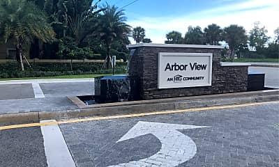 Arbor View, 1