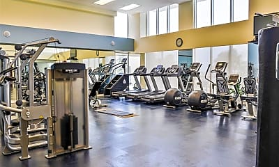 Fitness Weight Room, 16699 Collins Ave 3804, 2