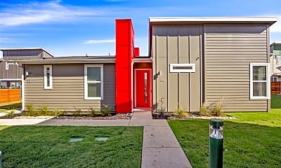 Building, 8766 Blue Mound Rd, 1