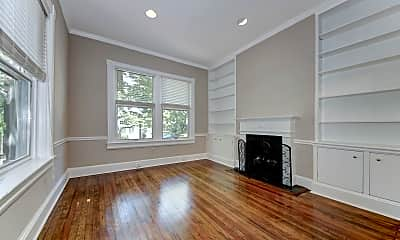 Living Room, 1613 30th St NW 2N, 1