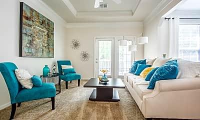 Living Room, Wynnewood Farms, 0