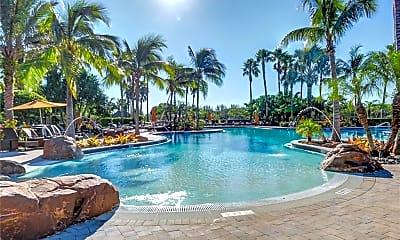 Pool, 11837 Adoncia Way 3401, 2