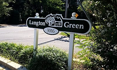 Langton Green Apartments, 1