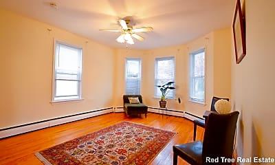 Living Room, 1496 Centre St, 1