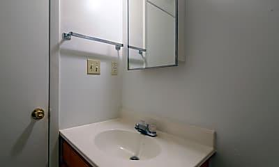 Bathroom, Emerald Place, 2