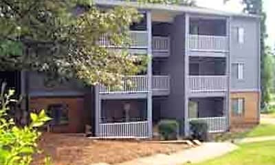 Building, Pine Knoll Apartments, 0