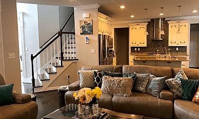 Living Room, 700 Renee Ln, 1
