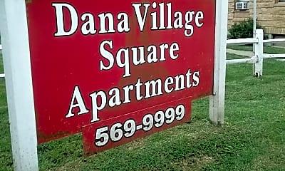 Dana Village Square, 1